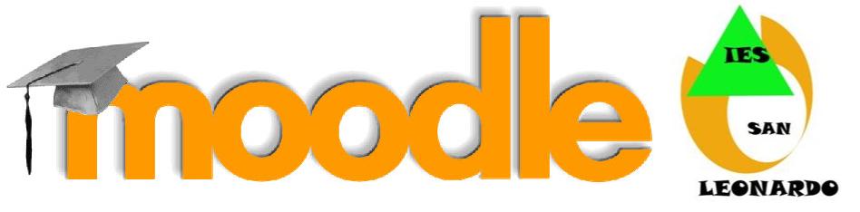 Moodle IES San Leonardo